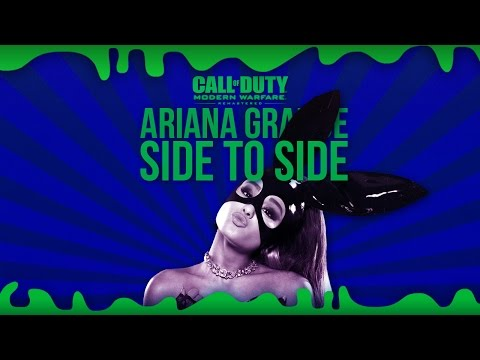 Modern Warfare Remastered Parody Ariana