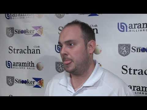 Scottish County Snooker Championships - Marc Davis