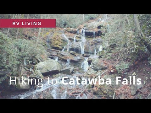 RV Living | Old Fort, NC and Catawba Falls