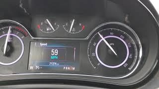 2017 Buick Regal 2.0 Turbo 0-60