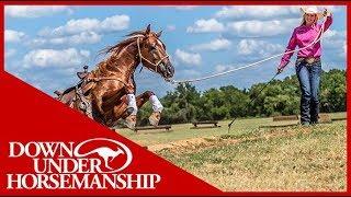 Clinton Anderson: Method Ambassador Christa Curry - Downunder Horsemanship