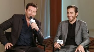 Hugh Jackman and Jake Gyllenhaal Talk Prisoners - TIFF 2013