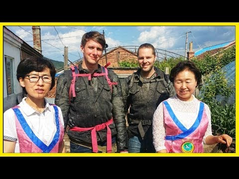 Life on The North Korean Border in China