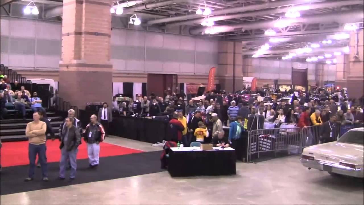 Crowd At Atlantic City Car Show Auction YouTube - Atlantic city convention center car show