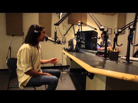 Nicolas Azlon of MODAL Freestyles on  Hip-Hop Hooray 91.7FM KOOP Radio - May 2015