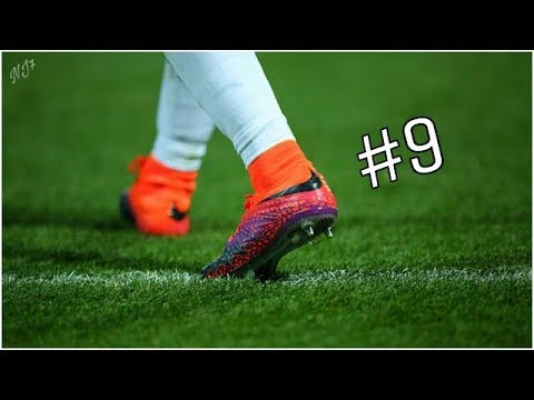 Best Football Dribbling Skills • Tricks • 9