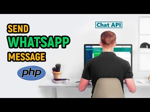 Send WhatsApp Message In PHP With Chat API