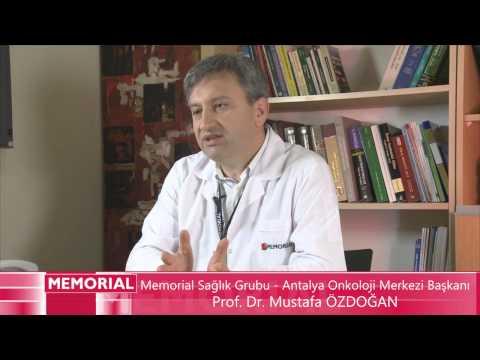 Kanser Tedavisinde Kullanılan Akıllı Ilaçlar Nelerdir? - Prof. Dr. Mustafa Özdoğan