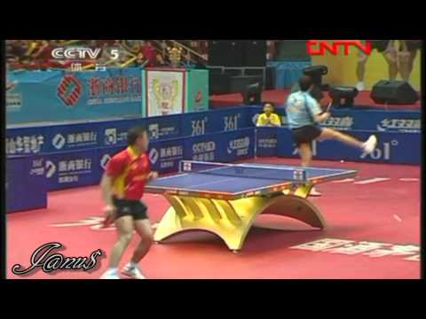 2011 China Super League: MA Lin - XU Xin [Full Match|Short Form]