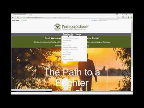 Primrose Schools Franchise Training Webinar