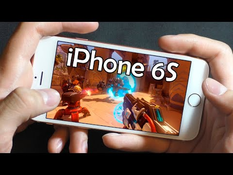 IPhone 6S IOS 12.2 - Gaming Test (2019)