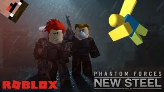 HOW TO MAKE THE ENEMY CRY IN THE PHANTOM FORCES! -ROBLOX