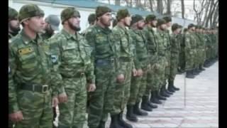 Отказ идти воевать в Украину.