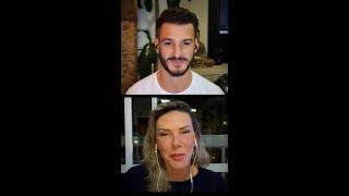 Live Karol Meyer & Juliano Dal Corso - Respiração, Apneia e Saúde