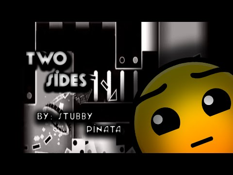 Geometry Dash - Two Sides - By : StubbyPinata