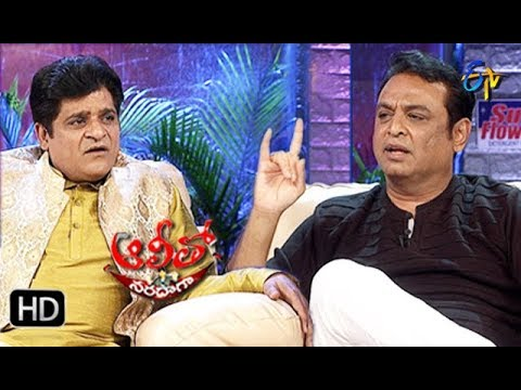 Alitho Saradaga | 24th  December 2018 | Naresh (Actor)  | ETV Telugu