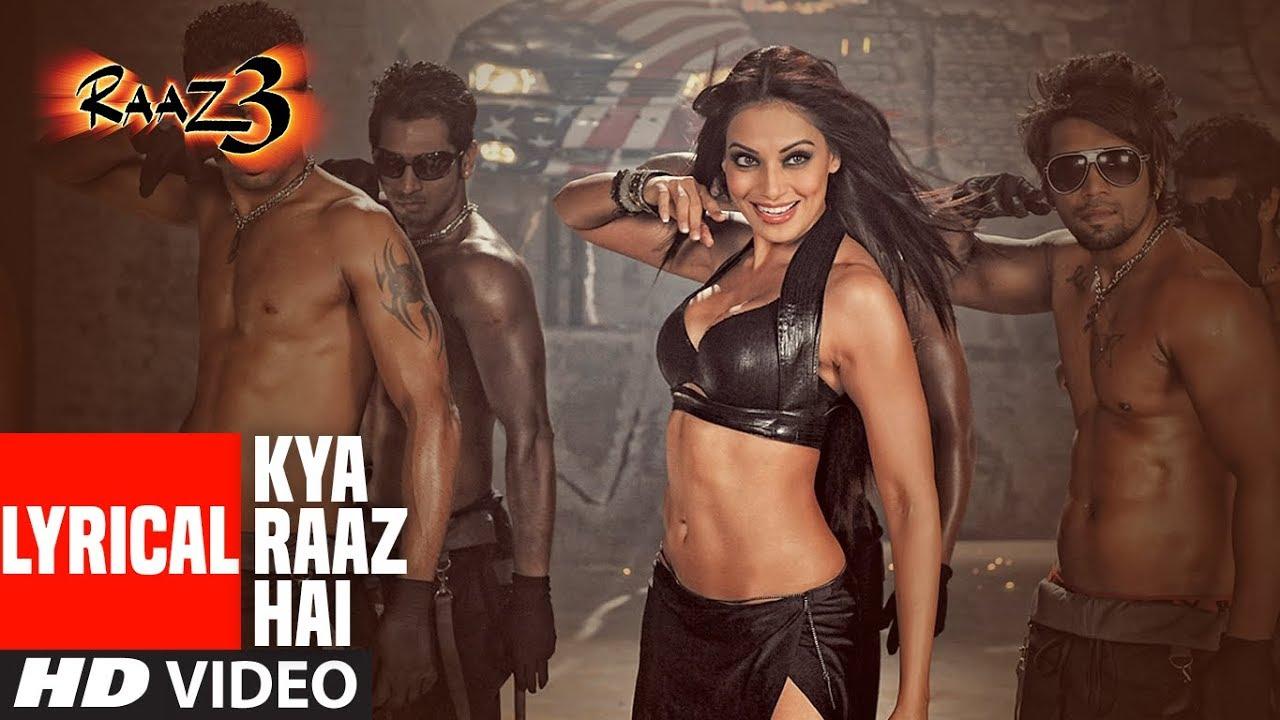 Bipasha Hot Video kya raaz hai lyrical video | raaz 3 | bipasha basu, emraan hashmi