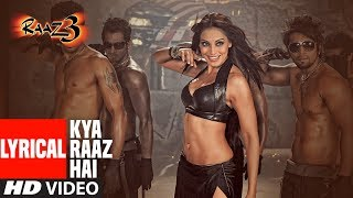 Kya Raaz Hai Lyrical Video | Raaz 3 | Bipasha Basu, Emraan Hashmi
