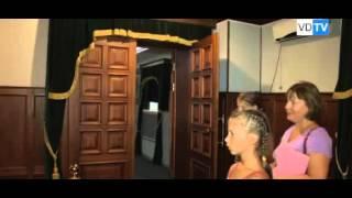 видео Дом-музей Сталина – достопримечательность Гори