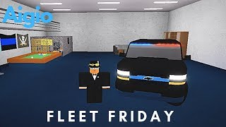 ROBLOX | Aigio Fleet Friday (ANP SWAT)