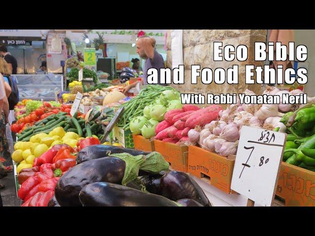 Eco  Bible and Food Ethics