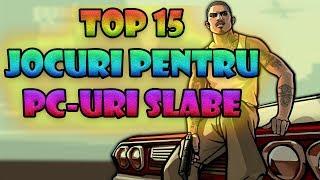 TOP 15 JOCURI PENTRU PC-URI SLABE CELE MAI BUNE JOCURI PENTRU UN PC VECHI