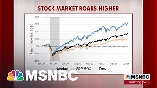 Stock Market Highs Owe A Lot To Washington, Says Steve Rattner | MSNBC