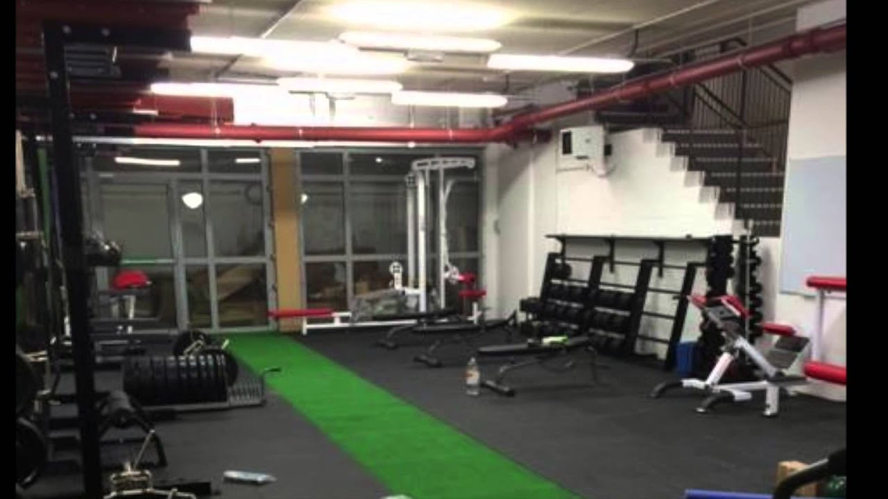 Gym supplier functional equipment design efp gyms