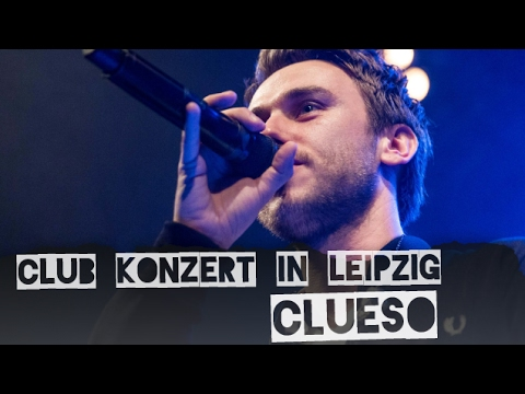 Clueso Neuanfang Club Tour In Leipzig MDR JUMP