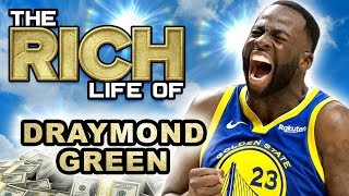 Draymond Green | The Rich Life | Forbes Net Worth 2019 ( BMW, Mansion, Rolex & more )