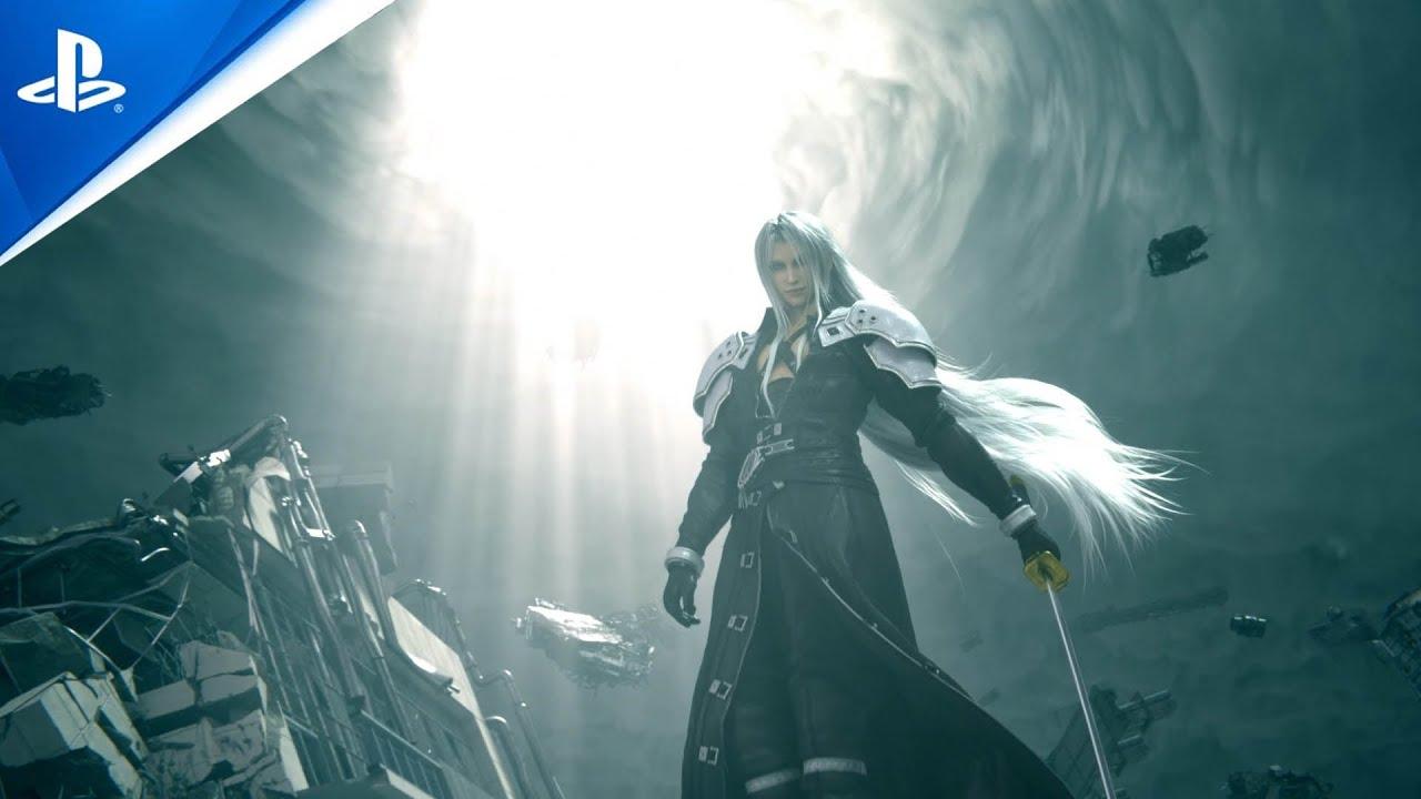 Final Fantasy VII Remake Intergrade   العرض الأخير   PS5