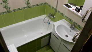 Санузел и ванная в панельном доме под ключ Тамбов