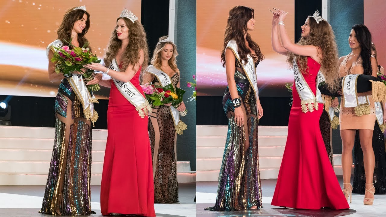 Ioanna Bella crowned Miss Universe Greece 2018
