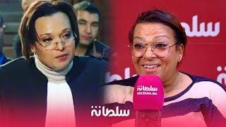بشرى أهريش تتحدث عن تجربتها في المجال السياسي  ولا توجد نجومية في المغرب