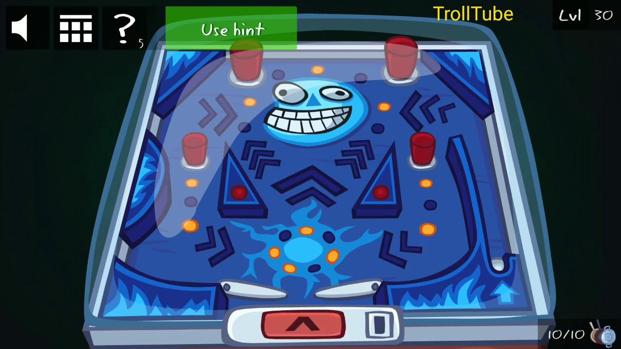 Troll Face Quest Video Games 2 Level 30 Walkthrough