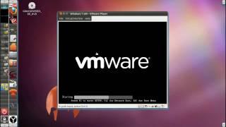 Windows7  in VMware installieren [mit Fehlerbehebungs-Tutorial , Host : Linux Ubuntu]