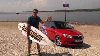 Тест-драйв Skoda Fabia RS.  Чумовая Fabia круче, чем Octavia RS?