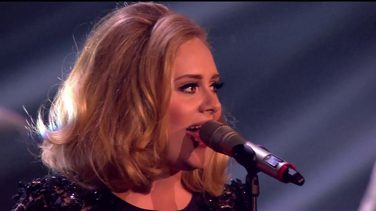 Download Adele   Rolling In The Deep Live at The BRIT Awards 2012
