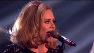 Adele   Rolling In The Deep Live At The Brit Awards 2012