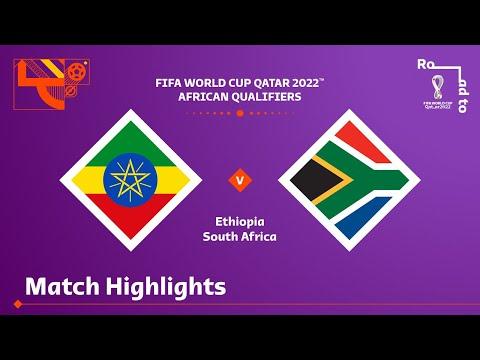 Ethiopia v South Africa   FIFA World Cup Qatar 2022 Qualifier   Match Highlights