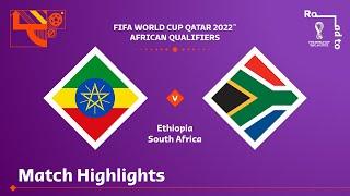 Эфиопия  1-3  ЮАР видео