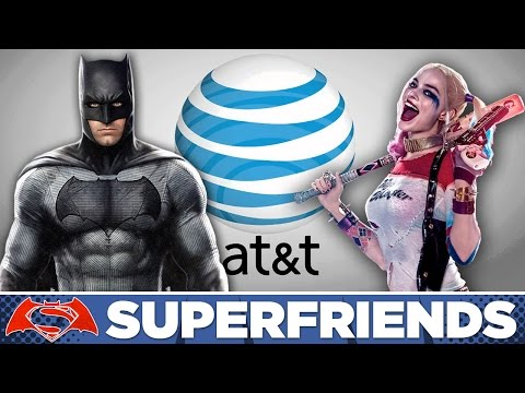 AT&T To Purchase Warner Bros, DC Comics, & more | Superfriends #53