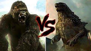 10 Monstros que Dariam uma Surra No King Kong