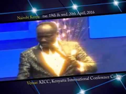 #Apostle Johnson Suleman(Prof) #Nairobi-Kenya Invasion 2016 #19th & 20th April, 2016