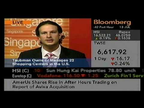 Bloomberg TV Interview - 13 July 2006