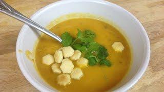 Ava's Flava Episode 126 Spicy Sweet Potato Soup