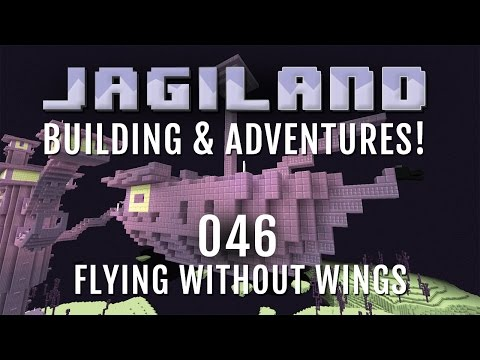Jagiland 046 - Flying Without Wings - Vanilla Survival Minecraft