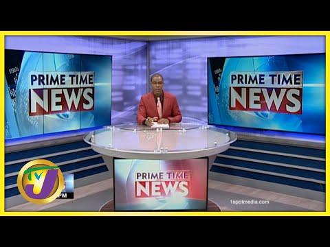 Jamaica News Headlines | TVJ News - June 13 2021