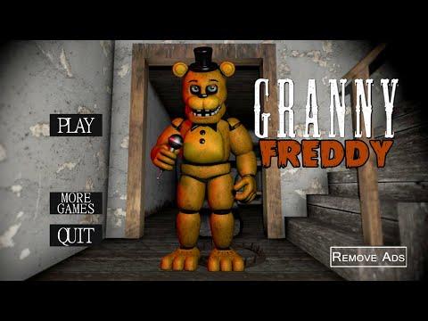 Granny Is Freddy!