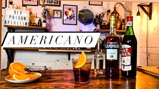 APERITIME EP.1 AMERICANO COCKTAIL Recipe